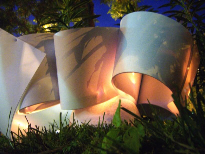 WoLamp / Prototipo Lámpara Led / Diseño de Producto 1