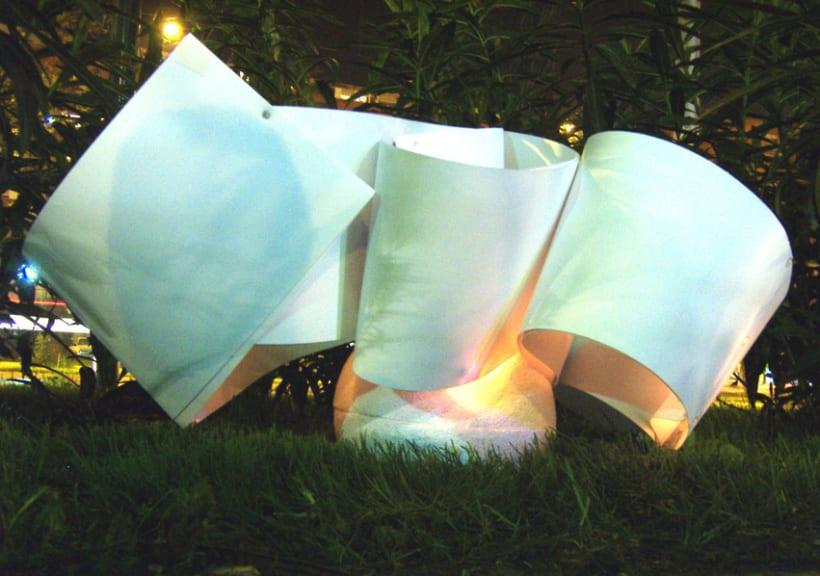 WoLamp / Prototipo Lámpara Led / Diseño de Producto 4