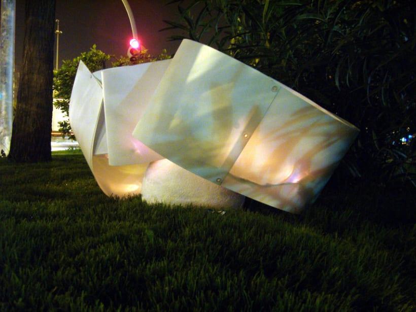 WoLamp / Prototipo Lámpara Led / Diseño de Producto 5