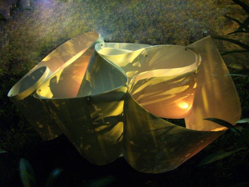 WoLamp / Prototipo Lámpara Led / Diseño de Producto 6