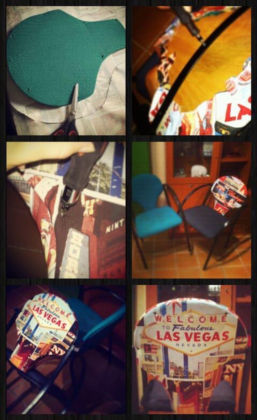 Sillas Viajeras / Restauración Muebles 1