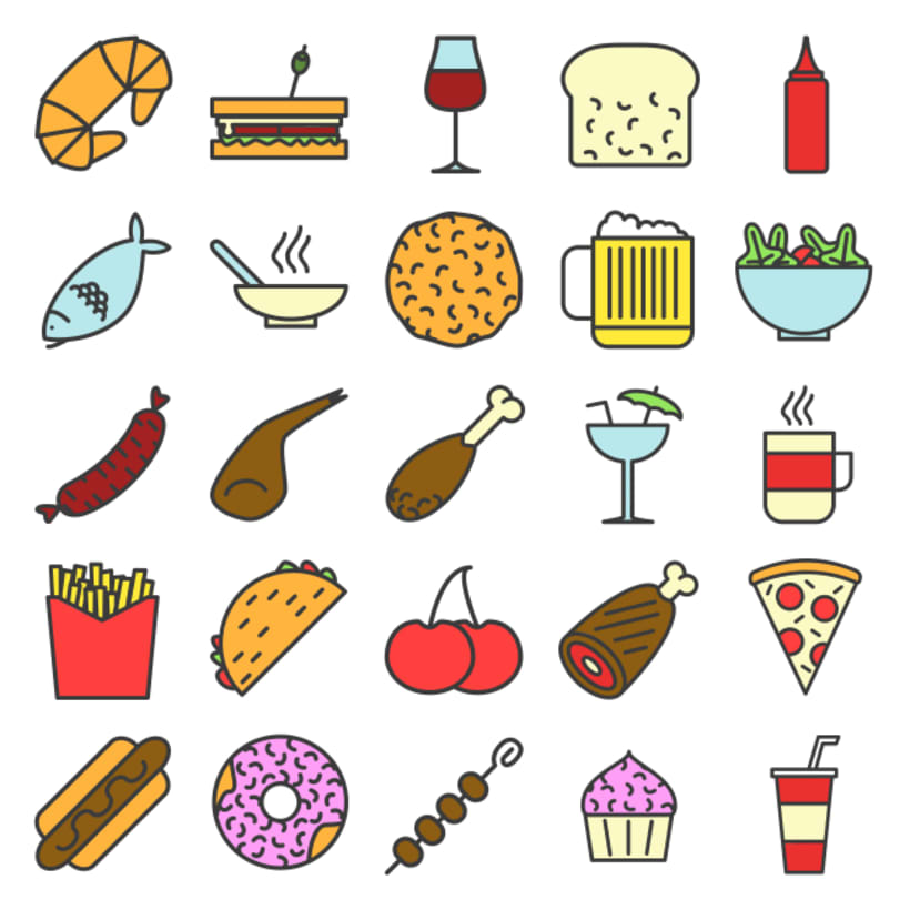 iconos | comida 7