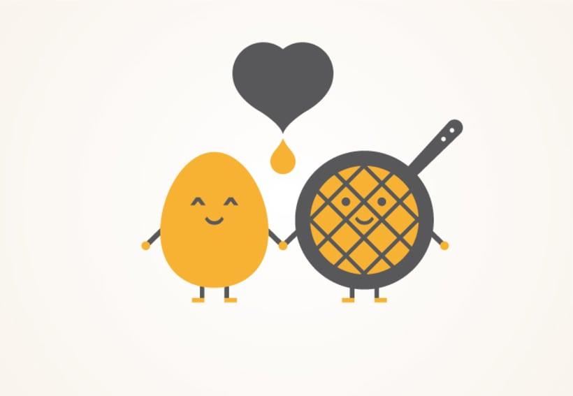 """La Sartén """"Con cariño y huevos"""" 4"""