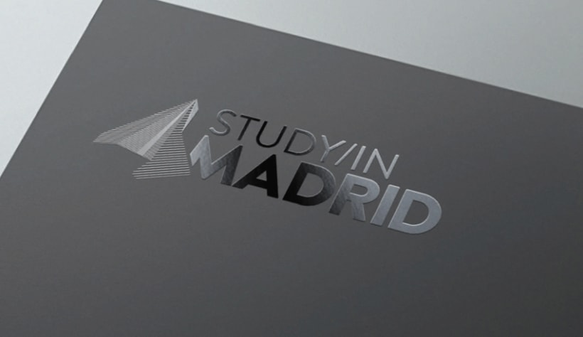 Study in Madrid identidad corporativa  13