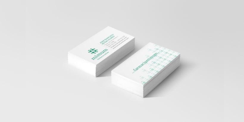 Mimum - Diseño de Imagen Corporativa 2