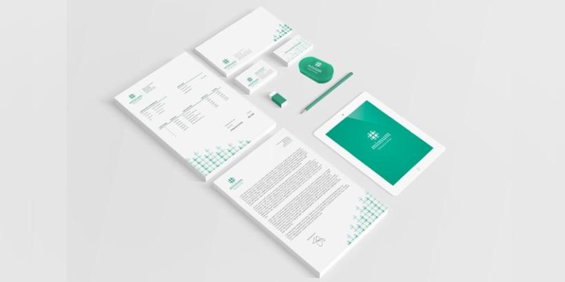 Mimum - Diseño de Imagen Corporativa 4