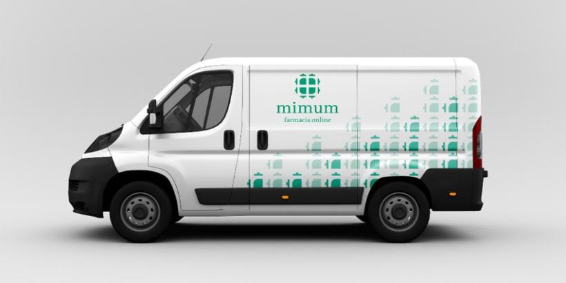 Mimum - Diseño de Imagen Corporativa 6