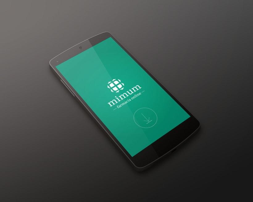 Mimum - Diseño de Imagen Corporativa 7