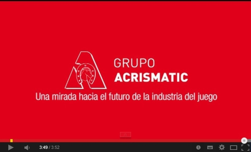 Vídeo corporativo Grupo Acrismatic 0
