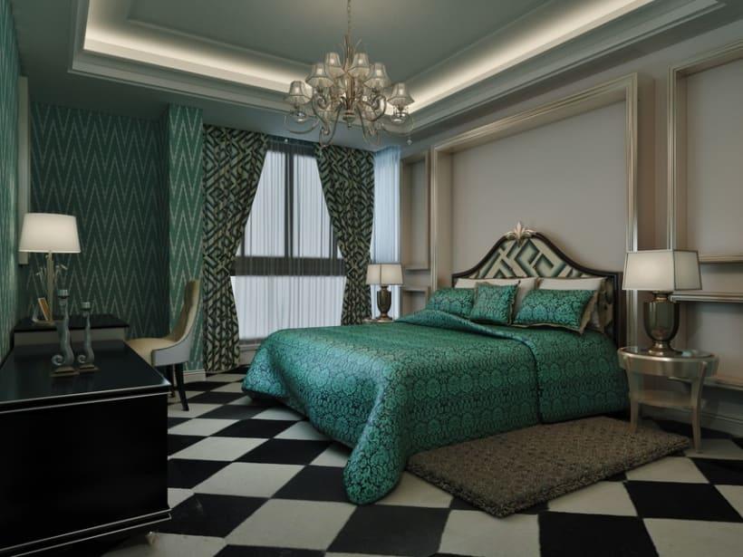 Diseño de dormitorios 1