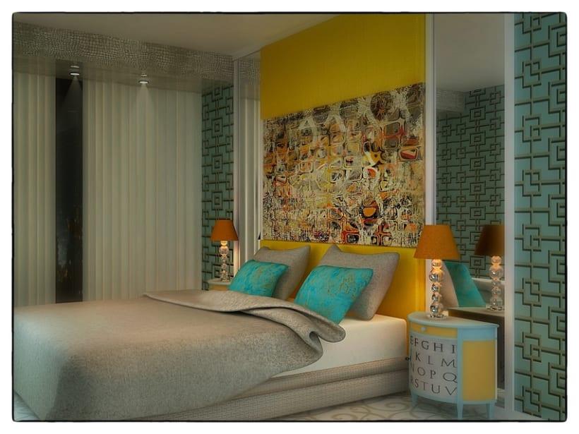 Diseño de dormitorios 2