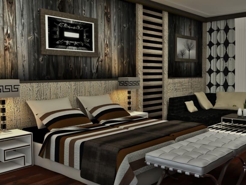 Diseño de dormitorios 7