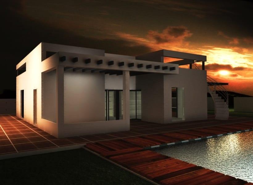 Diseño de una Casa Unifamiliar 0