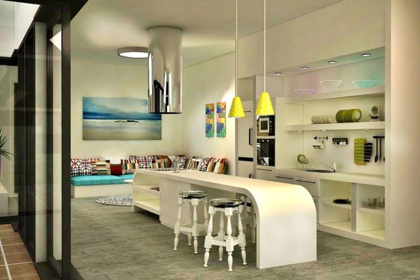 Diseño de una Casa Unifamiliar 3