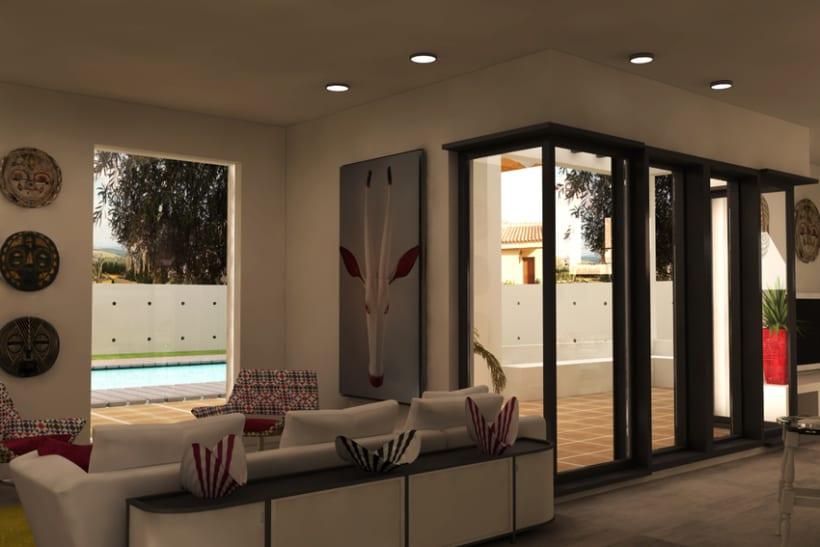 Diseño de una Casa Unifamiliar 5