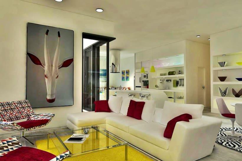 Diseño de una Casa Unifamiliar 2