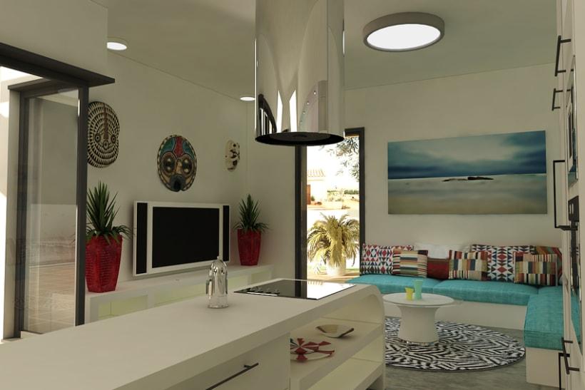Diseño de una Casa Unifamiliar 4