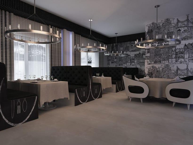 Diseño de Restaurantes 2