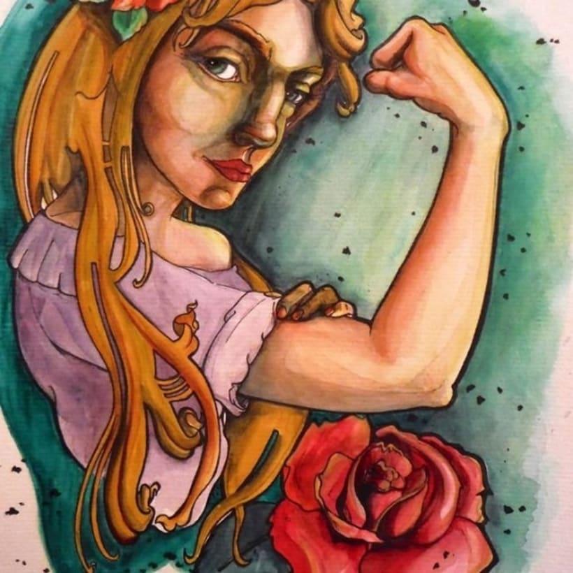 watercolor - acuarela 0
