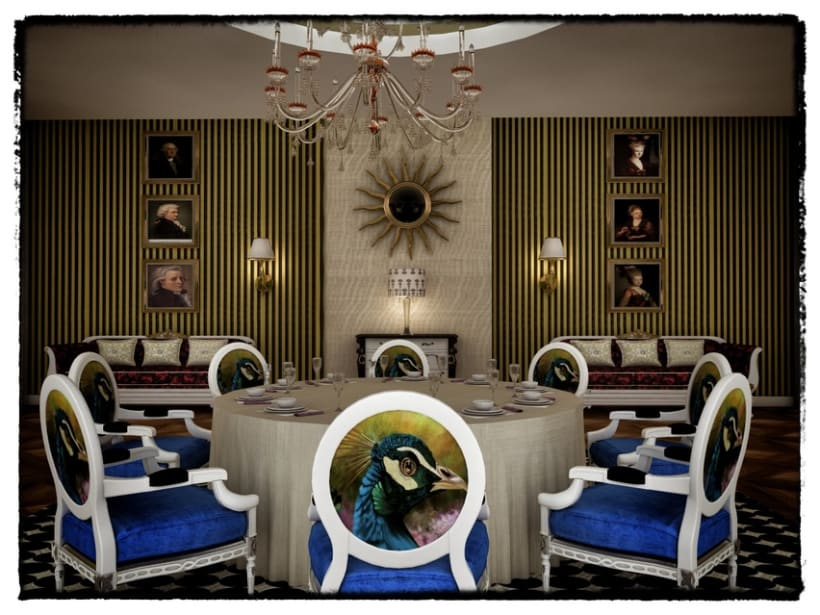 Diseño de Restaurantes 1