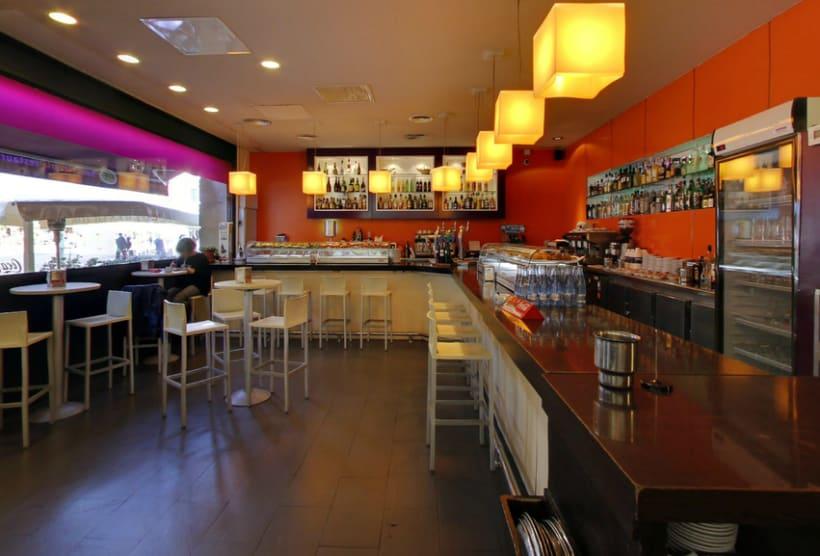 Diseño de Restaurantes 5
