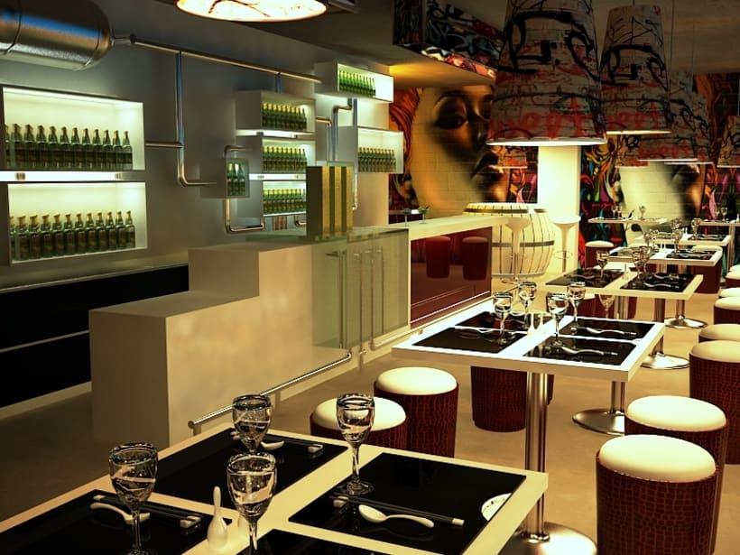 Diseño de Restaurantes 7