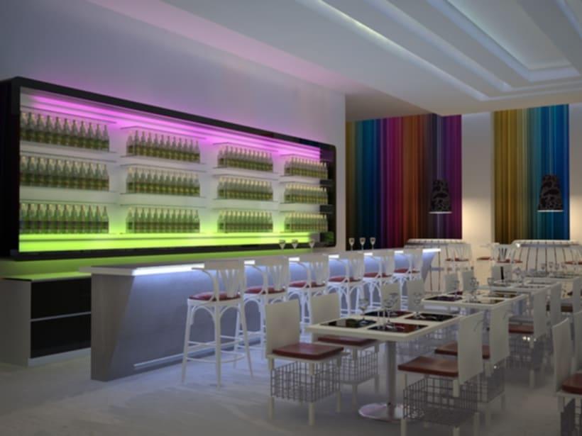 Diseño de Restaurantes 11