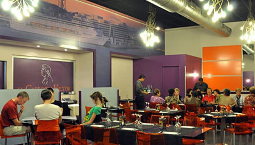 Diseño de Restaurantes 12