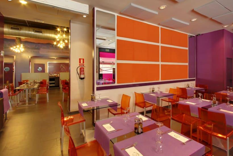 Diseño de Restaurantes 14