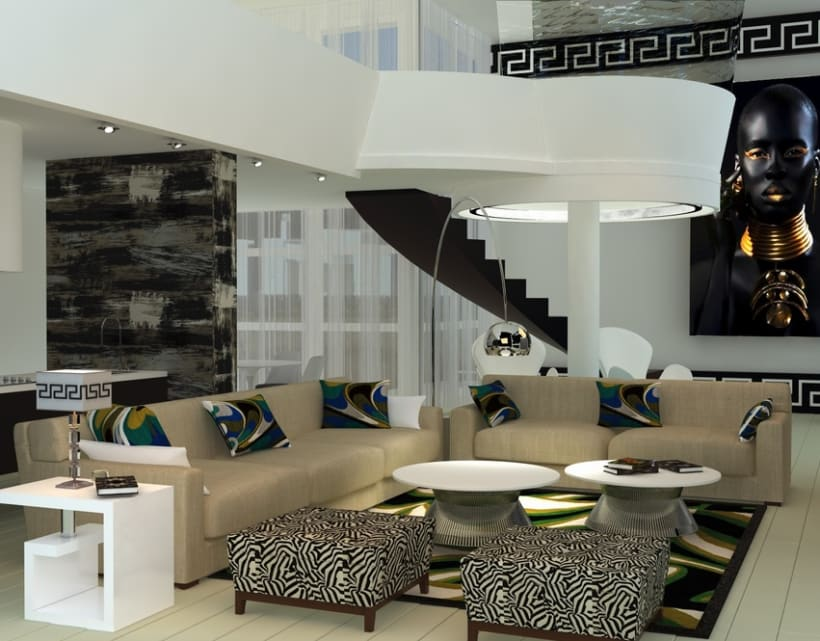 Interior design made 4 you by Carlo Cruder 2