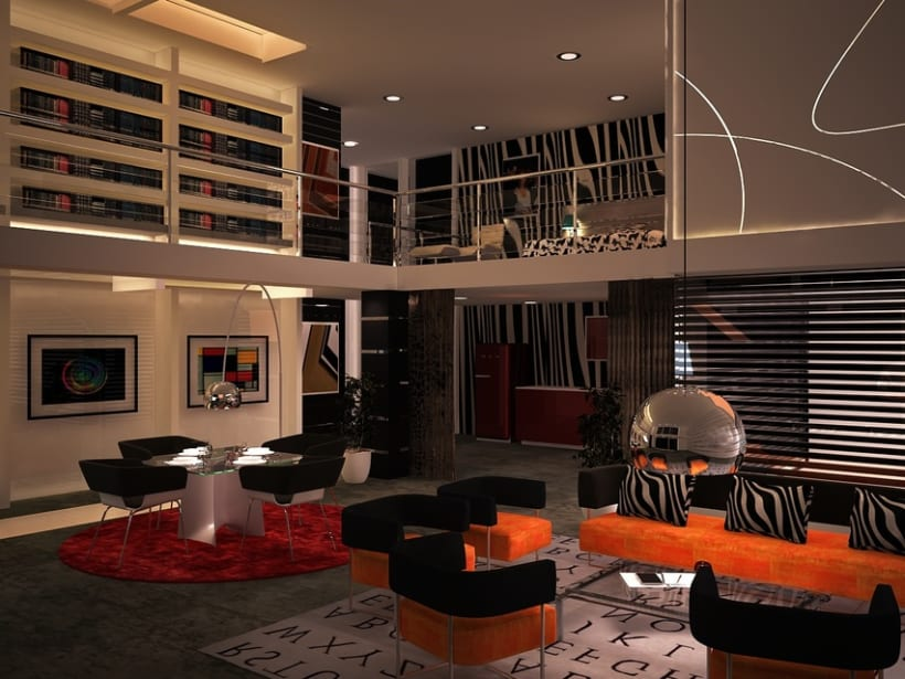 Interior design made 4 you by Carlo Cruder 5