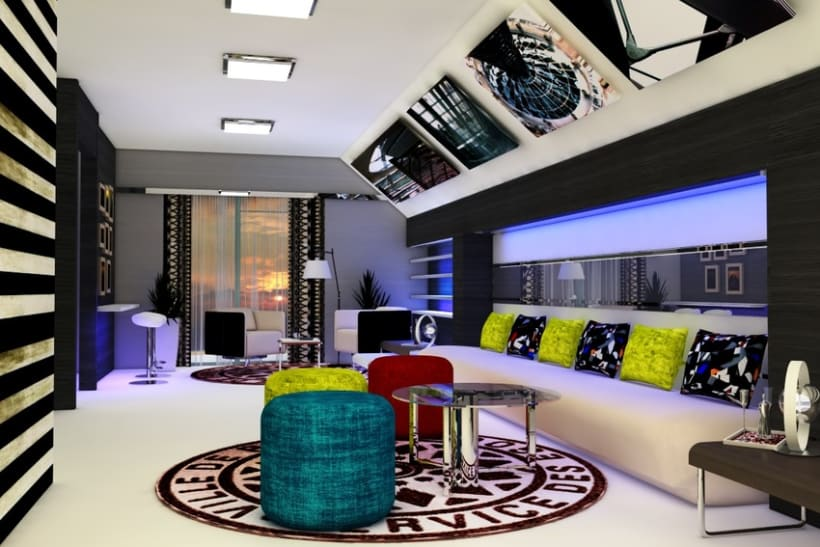 Interior design made 4 you by Carlo Cruder 3