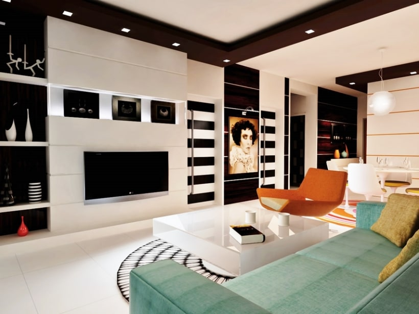 Interior design made 4 you by Carlo Cruder 1