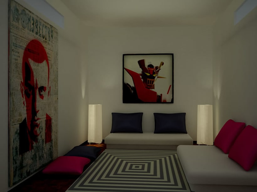Interior design made 4 you by Carlo Cruder 0