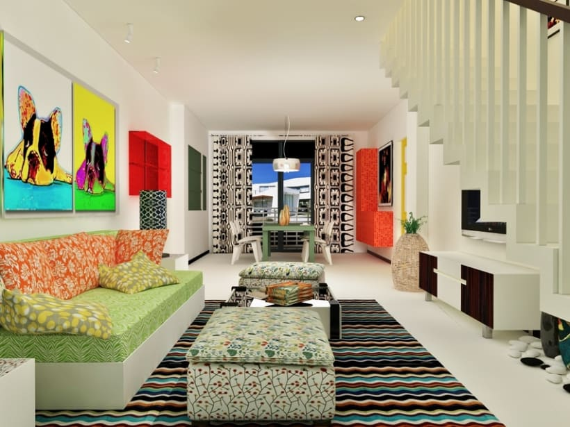 Interior design made 4 you by Carlo Cruder 6