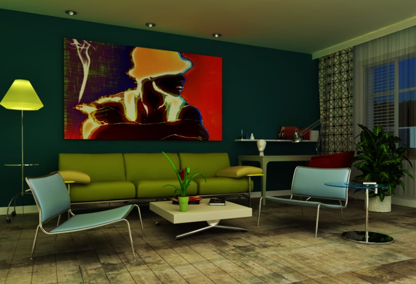 Interior design made 4 you by Carlo Cruder 7