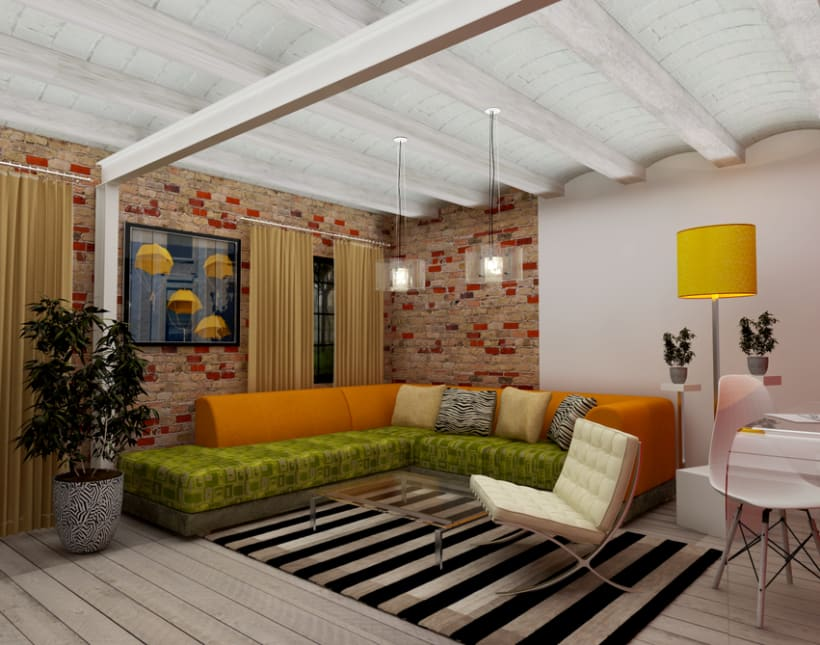 Interior design made 4 you by Carlo Cruder 8