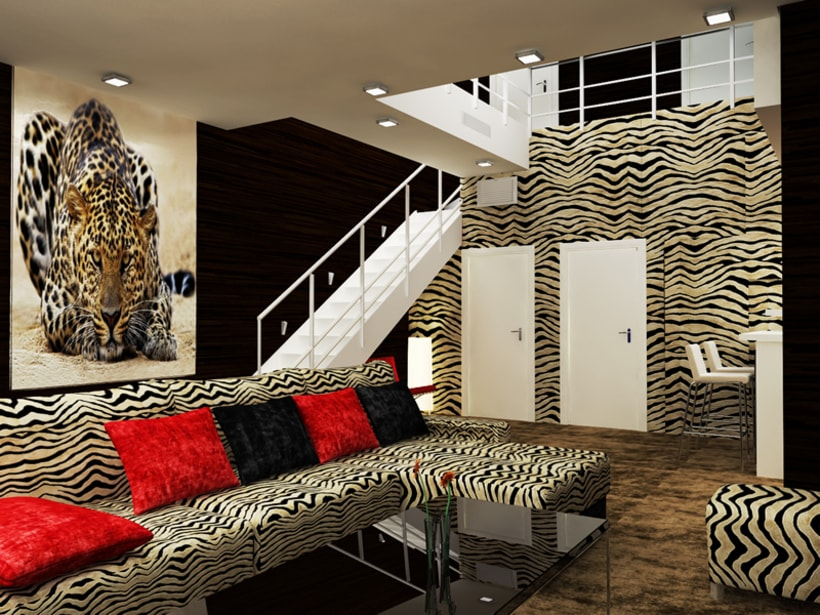 Interior design made 4 you by Carlo Cruder 9