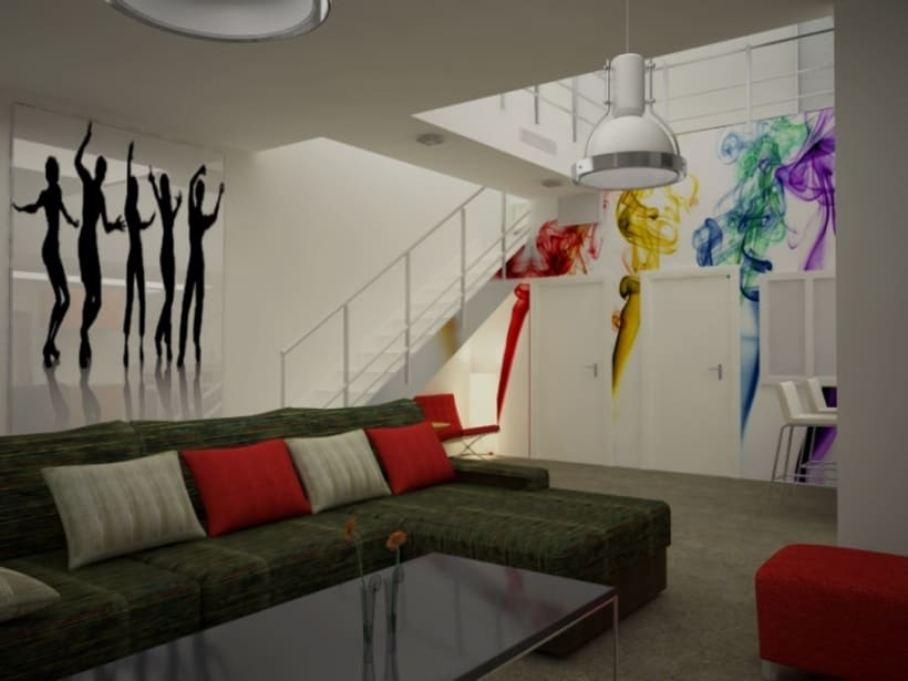 Interior design made 4 you by Carlo Cruder 10