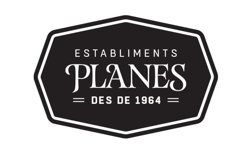 Identidad Visual Planes 1