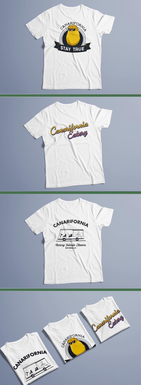 Diseños para Canarifornia Eatery 3