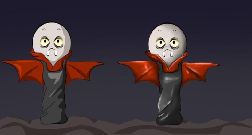 "Trip of Luminus ""Diseño de Serious Game en contra del cáncer de piel"" 3"