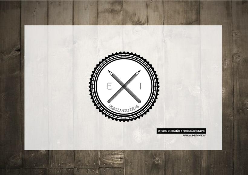 Diseño Identidad Esbozando Ideas 0