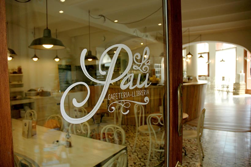 "Cafeteria-Libreria ""La Pau"" 2"