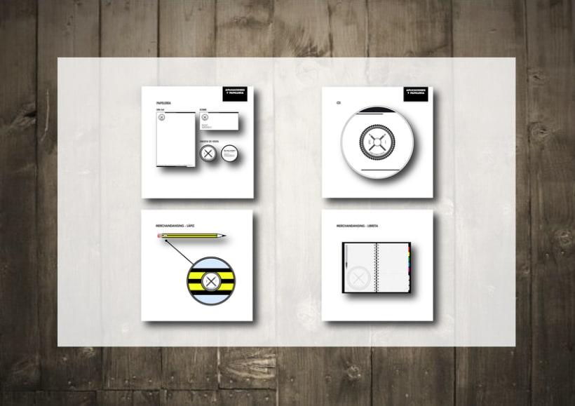 Diseño Identidad Esbozando Ideas 2