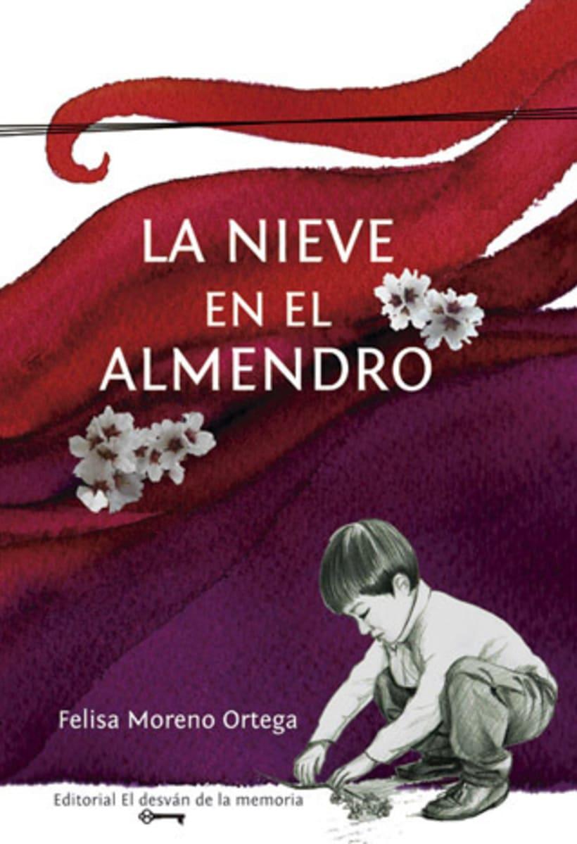 """""""La nieve en el almendro"""" de Felisa Moreno Ortega 0"""