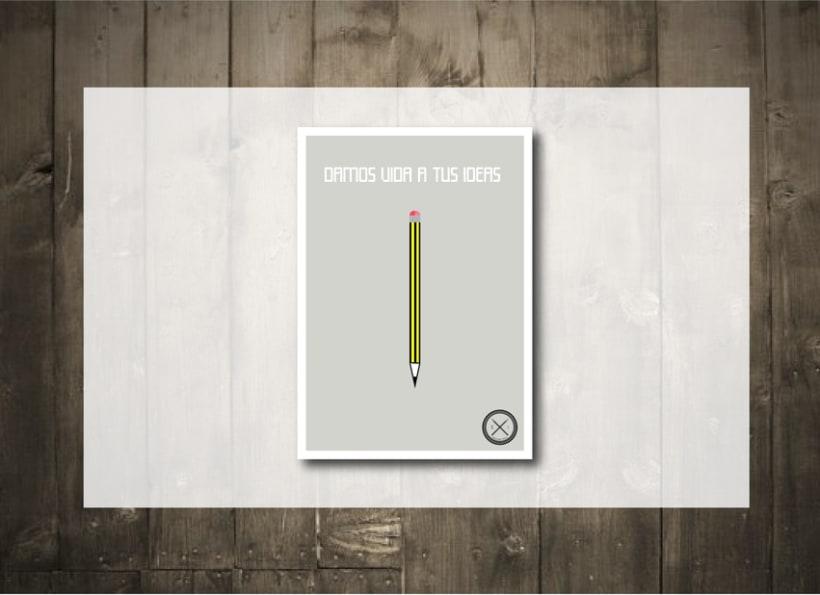 Diseño Identidad Esbozando Ideas 3