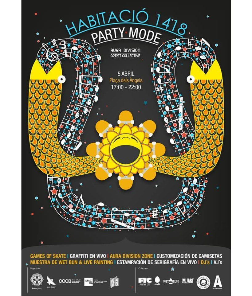 party mode 0