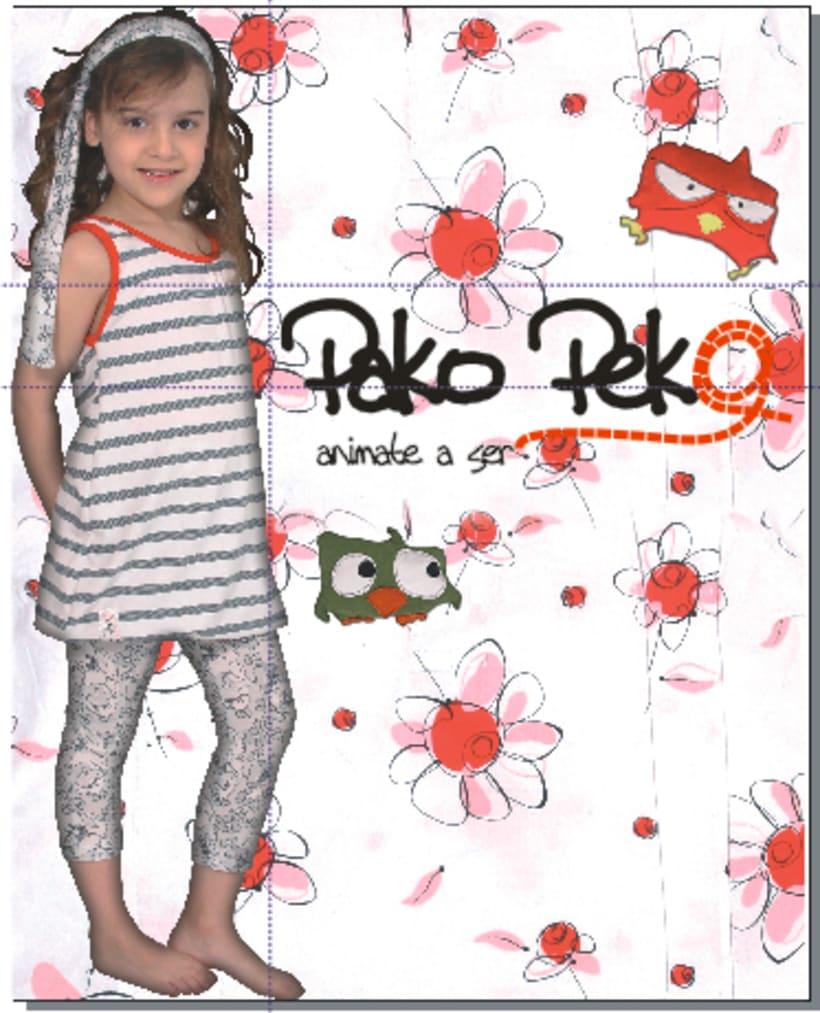 Pako Peko. Indumentaria para niños 2