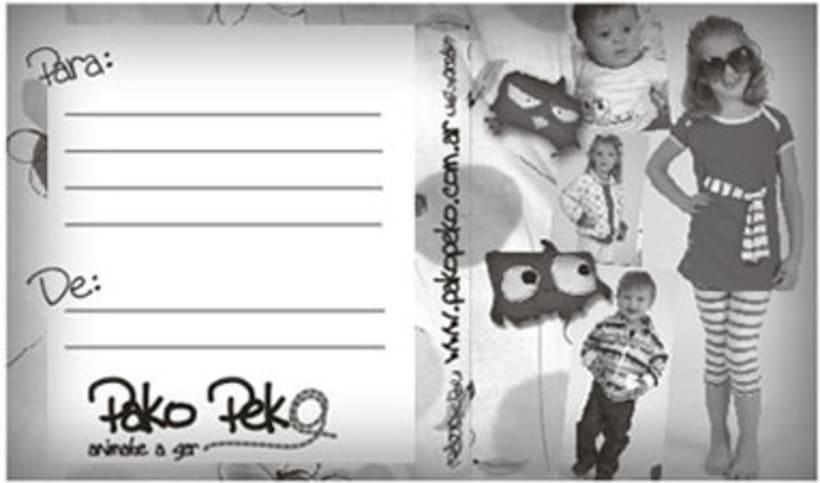 Pako Peko. Indumentaria para niños 5
